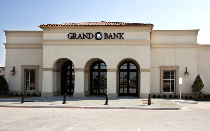 Tower Credit Union >> Grand Bank | Cowen Construction