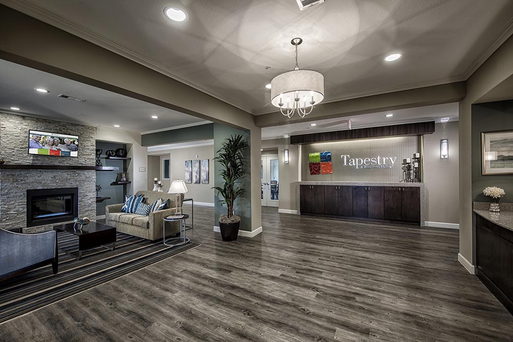 Tapestry at woodland hills tulsa cowen construction