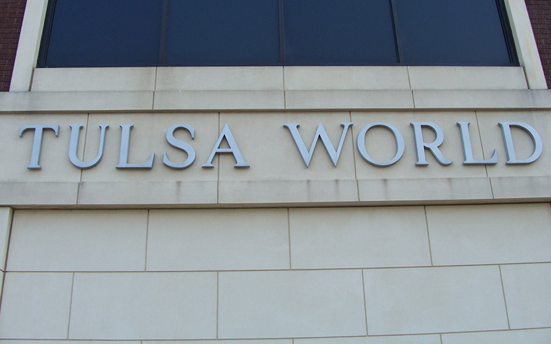 M Tulsa World 1