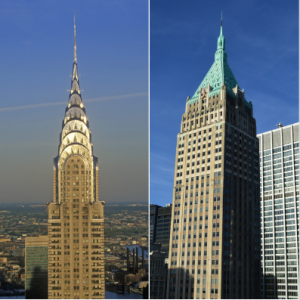 the-chrysler-building-vs-the-mahattan-co-building-40-wall-street