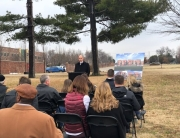 tulsa village flats apartment ground breaking 2019