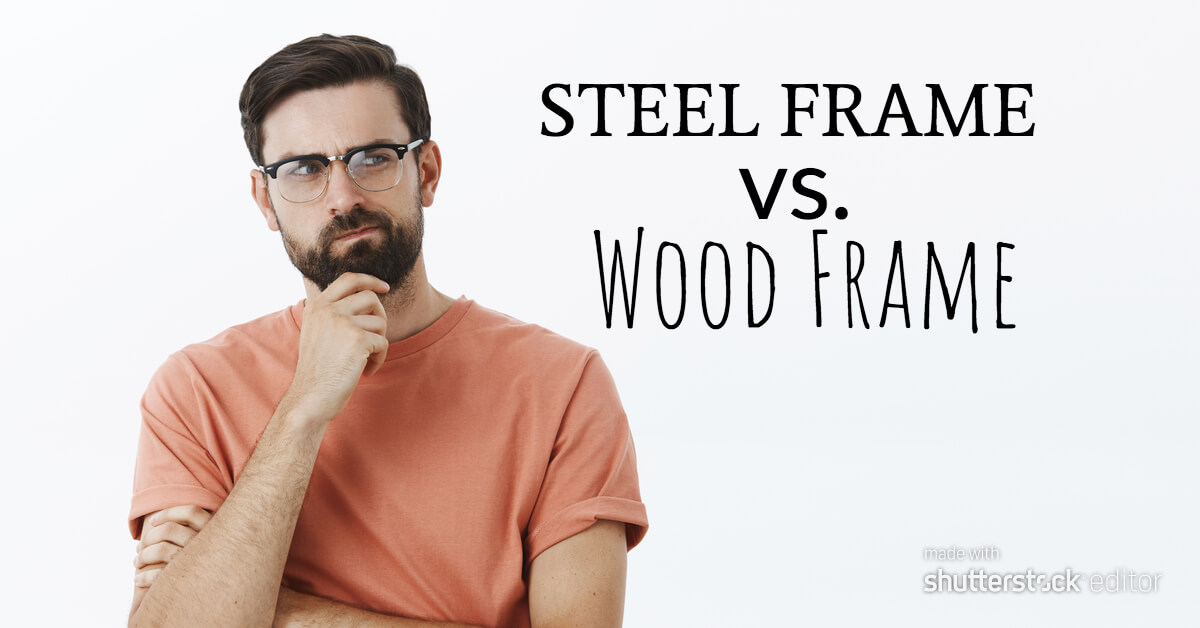 steel frame vs wood frame for commercial construction